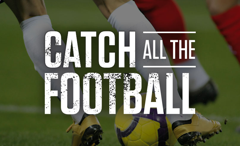 Watch Football at The Piccadilly Tavern