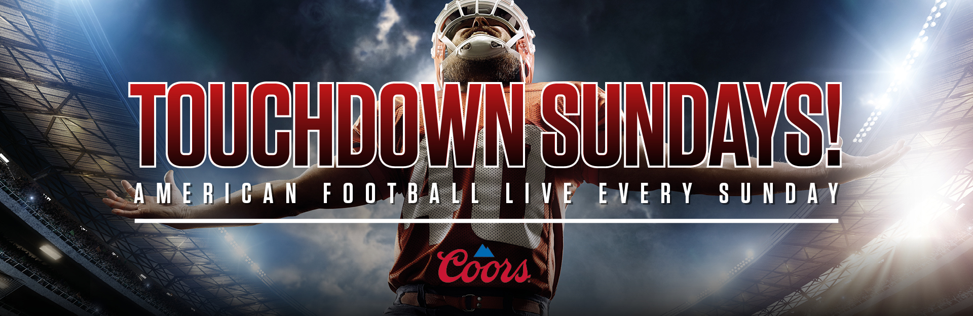 Watch NFL at The Piccadilly Tavern