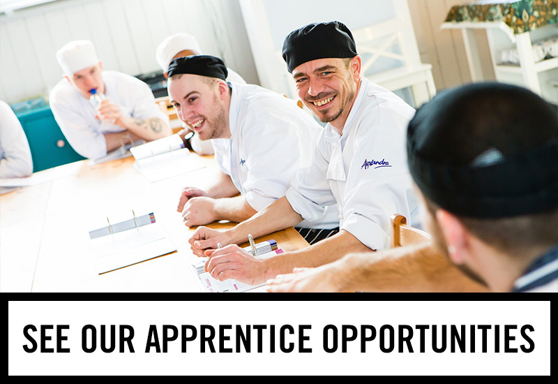 Apprenticeships at The Piccadilly Tavern