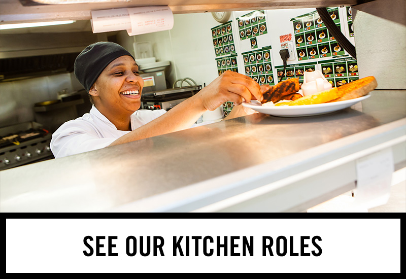 Kitchen roles at The Piccadilly Tavern